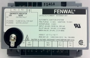-630501-001 Myers Controls and Equipment